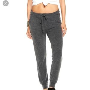 Slim Slouchy Sweatpants